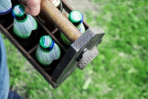 Как сделать переноску для пива своими руками